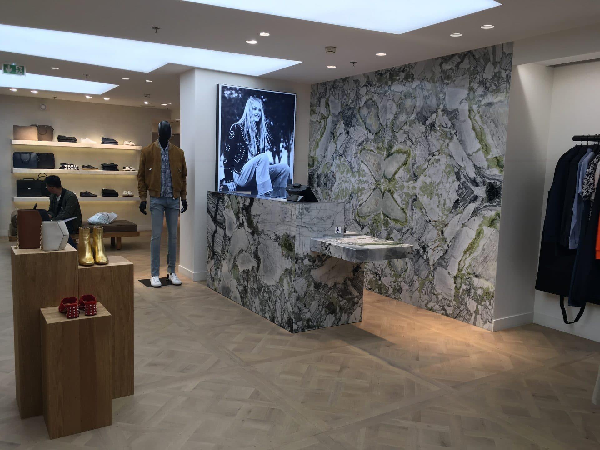 les marques choisissent une d coration des murs int rieurs la chaux. Black Bedroom Furniture Sets. Home Design Ideas