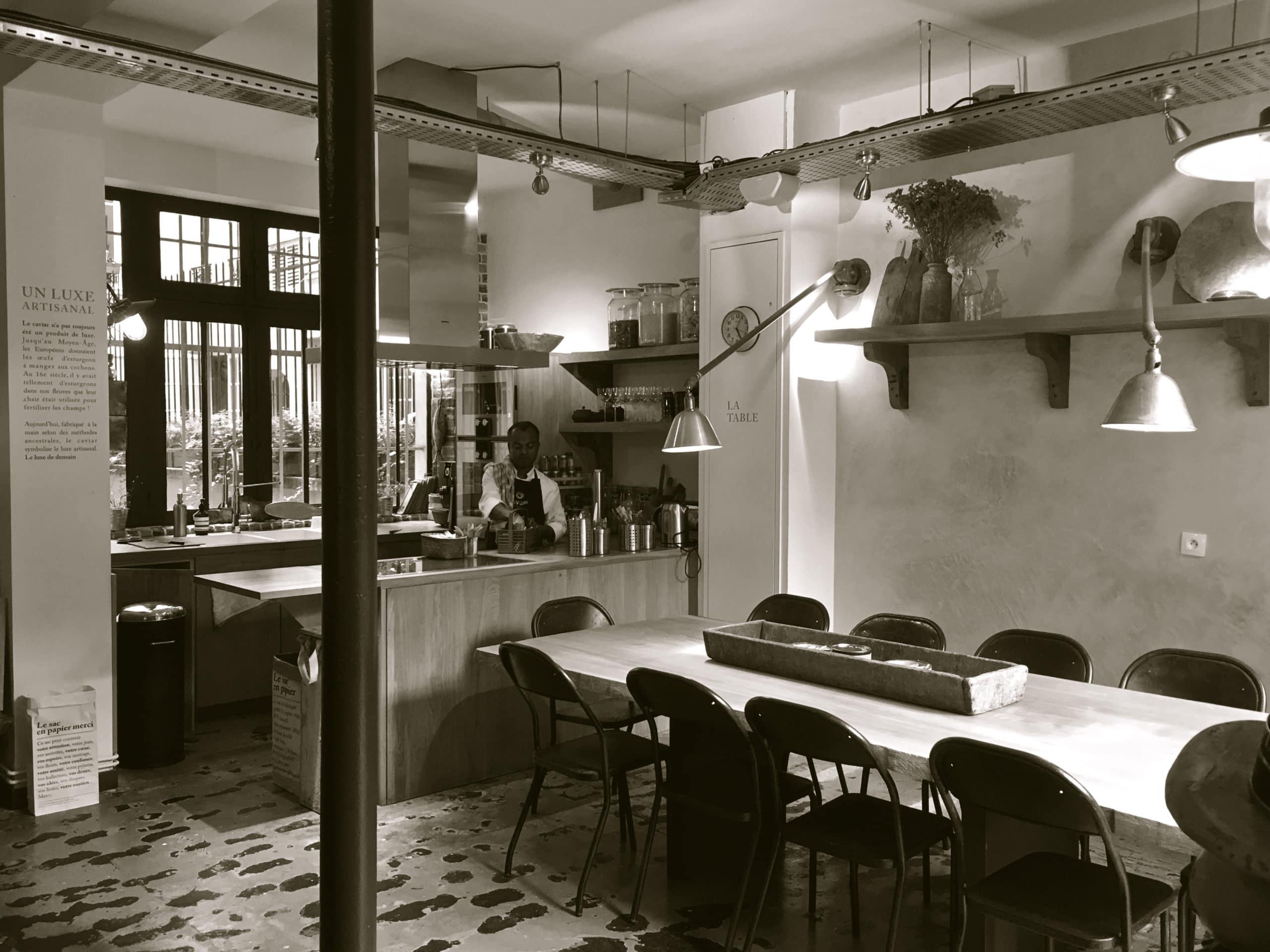 référence restaurant a coeur de chaux